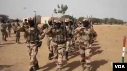 Some 300 U.S. troops are being deployed to Cameroon to support a multinational security force fighting the Boko Haram extremists.