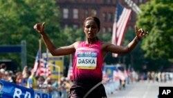 Atleet Maamituu Daskaa