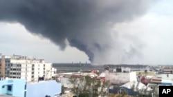 La explosión en la planta química en Coatzacoalcos, México ha causado por menos 13 muertos y decenas de heridos.