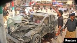 Karachi Blast June 26
