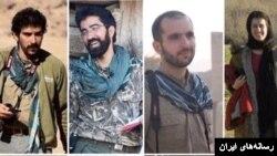 فعالان محیط زیست بازداشتی در ایران