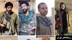 فعالان محیط زیست بازداشتی