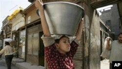 Um dos objectivos da UNICEF é acabar com o trabalho infantil em todo o mundo (Foto de Arquivo)