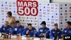Mars'a Yolculuk Moskova'da Başladı