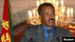 Eritrean President Isaias Afewerki (file photo)