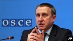 Menteri Luar Negeri Ukraina Andrii Deshchytsia.
