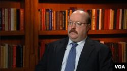 里查德•费舍尔,国际评估与战略中心资深研究员