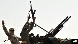 反卡扎菲部隊9月6日開往前線