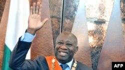 Ông Gbagbo nói không ai có quyền chà đạp luật pháp và hiến pháp của Côte d'Ivoire