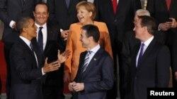 Obama se reunirá con los líderes europeos en la cumbre que tendrá lugar la semana próxima en Los Cabos, México.