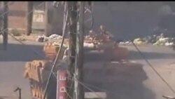 2012-08-26 美國之音視頻新聞: 敘利亞軍隊據稱在首都附近殺200人