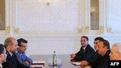 İran müdafiə naziri Azərbaycana işgüzar səfərə gəlib