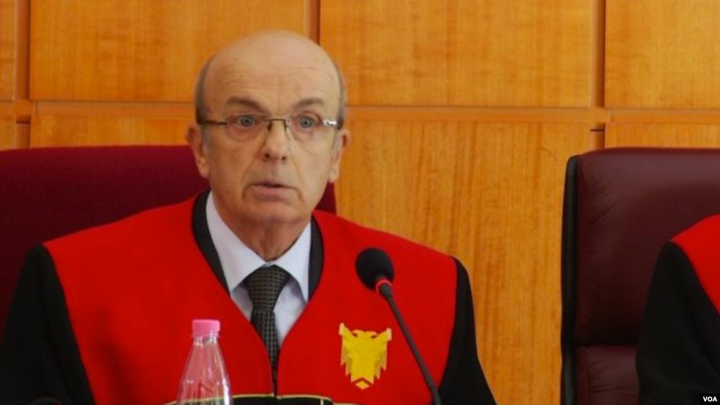 Vladimir Kristo dha dorëheqjen nga Gjykata Kushtetuese