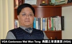 香港冠域商业及经济研究中心主任关焯照