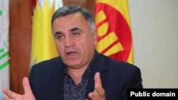شوان محهمهد تهها بهرپرسی لقی پێنجی پارتی دیموكراتی كوردستان لهبهغداد