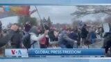 Plugged In-Global Press Freedom Update