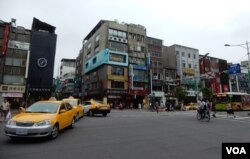 2016年香港移民台灣人數創16年來新高。(美國之音湯惠芸)