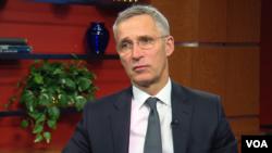 Archivo - Jens Stoltenberg es Secretario General de la OTAN.