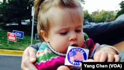 美国中期选举图片集
