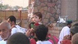 Pilgrims Pray as Haj Reaches Climax
