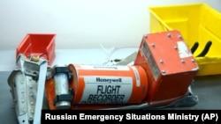 Caixa negra do avião russo derrubado no Egipto