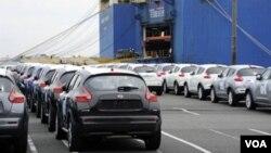 Nissan Motor, salah satu produsen otomotif terbesar di Jepang telah mengumumkan didirikannya pabrik baru mereka di Meksiko (Foto: ilustrasi).