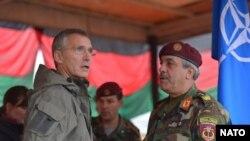 Generalni sekretar NATO-a Jens Stoltenberg togom nenajavljene posete Avganistanu