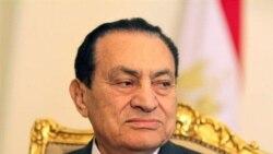 تردید وزارت بهداری مصر در مورد سرطان حسنی مبارک