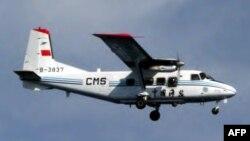 13일 센카쿠 해역 상공에 진입한 중국 항공기.