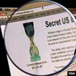 Wikileaks memuat surat-surat kawat yang menurut situs ini berasal dari para diplomat AS. Kebocoran ini telah mengundang kehebohan di AS dan negara-negara yang disinggung dalam surat-surat itu.