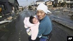 Les habitants de Fukushima et environs sont assignés à résidence