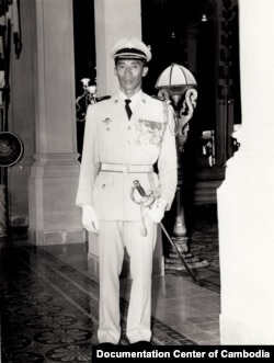 Les Kosem, born an ethnic Cham in the 1920s, who later rose to become one of Cambodia's highest-ranking generals during the Second Indochina War. (Courtesy of Les Kosem Collection/Documentation Center of Cambodia Archives)