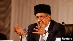 Kırım Tatarları Meclisi Başkanı Rıfat Çubarov