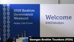 12e Forum à Abidjan, le 4 avril 2019. (VOA/Georges Ibrahim Tounkara)