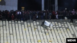 اعتراض طرفداران تیم تراکتورسازی تبریز به انتشار خبر غیرواقعی قهرمانی تیم محبوب خود