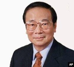 台湾前行政院长张俊雄