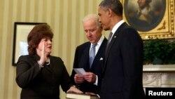 Julia Pierson inició su carrera en 1983 como agente especial del Servicio Secreto en Miami.