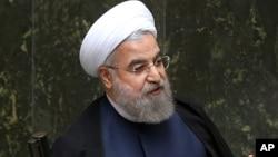 Shugaban Iran, Hassan Rouhani