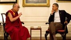 پرزیدنت اوباما با دالایی لاما ملاقات کرد
