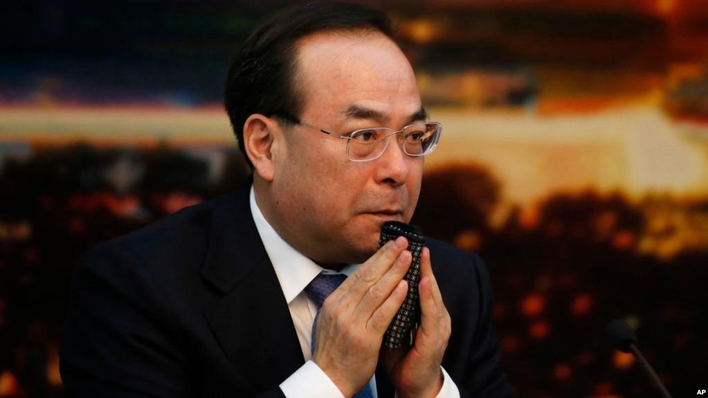 中国政治新星孙政才成为流星?