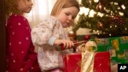 Божиќ за бездомни деца