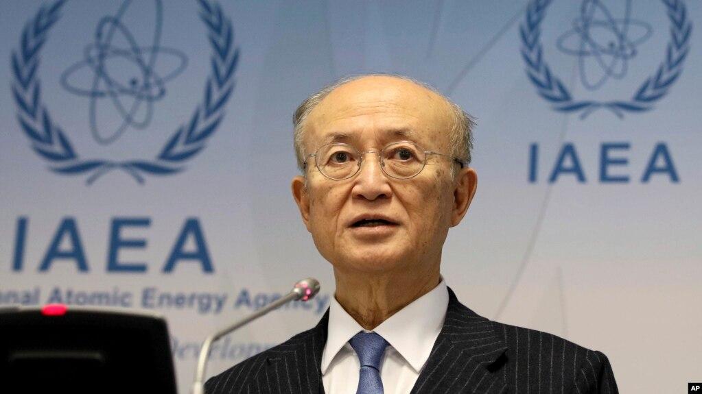 Ông Yukiya Amano, Tổng Giám đốc IAEA.