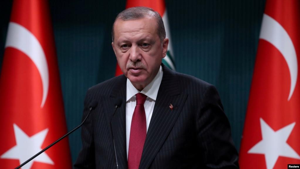 Эрдоган посетит Молдову в октябре