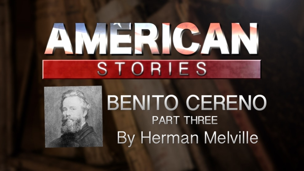 """benito cereno by herman melville essay Free essay: 19th century literature prof bland typical american character """"benito cereno"""" is a work that exceedingly depicts how ideological self-delusion."""