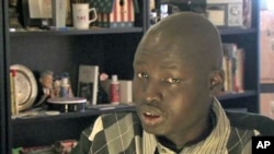 Peter Bul, who fled life of war, poverty in Southern Sudan to live in US