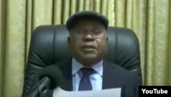 Kiongozi wa upinzani nchini DRC, Etienne Tshisekedi.