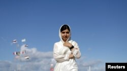 ملالہ یوسف زئی. فائل فوٹو
