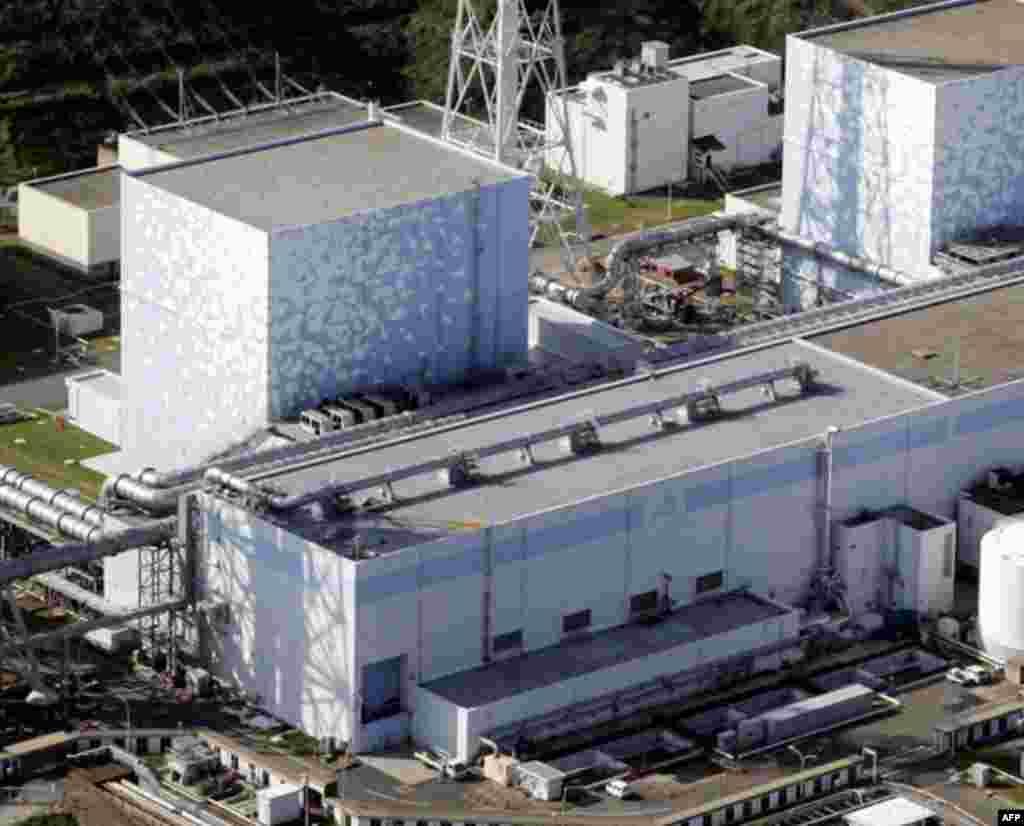 Четвертый реактор АЭС «Фукусима-чи», архивное фото