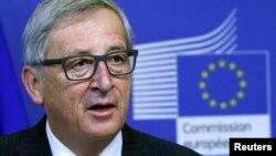 Predsednik Evropske komisije Žan-Klod Junker