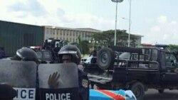 Les activistes mobilisés en mémoire de Rossy Mukendi, abattu par un policier en 2018
